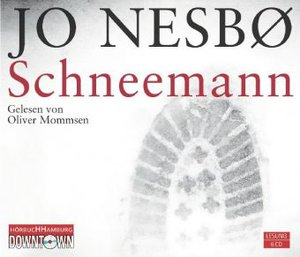 Jo Nesbo: Schneemann