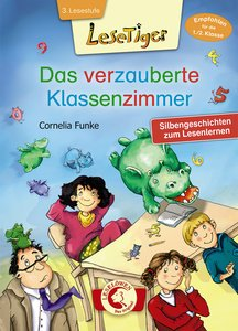 Lesetiger - Das verzauberte Klassenzimmer