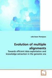 Evolution of multiple alignments