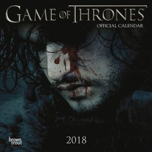 Game of Thrones 2018 - 18-Monatskalender