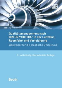 Qualitätsmanagement nach DIN EN 9100:2016 in der Luftfahrt, Raum