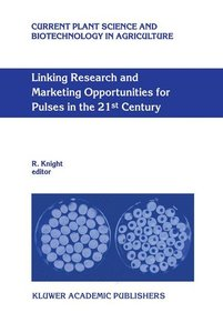 Linking Research and Marketing Opportunities for Pulses in the 2