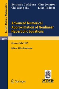 Advanced Numerical Approximation of Nonlinear Hyperbolic Equatio