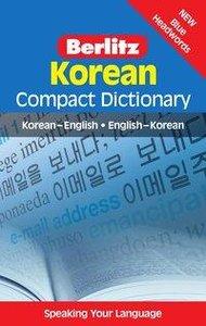 Berlitz Compact Dictionary Korean
