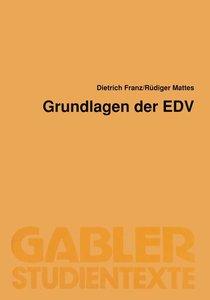 Grundlagen der EDV
