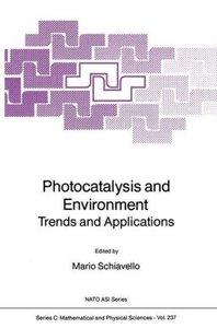 Photocatalysis and Environment
