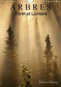 ARBRES. Forêt et Lumière (Calendrier mural 2015 DIN A4 vertical)