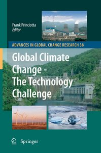 Global Climate Change - The Technology Challenge