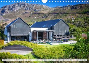 Weingüter Südafrikas, Weinarchitektur zwischen Tradition und Mod