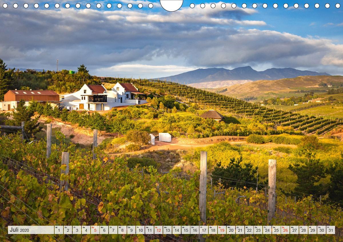 Weingüter Südafrikas, Weinarchitektur zwischen Tradition und Mod - zum Schließen ins Bild klicken