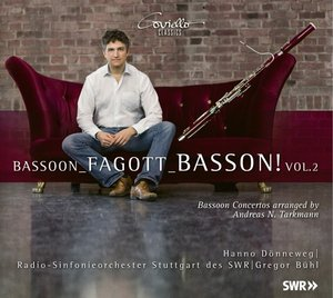 Bassoon-Fagott-Basson! Vol.2-Konzertbearbeitung