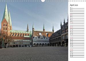 Hansestadt Lübeck / Geburtstagskalender