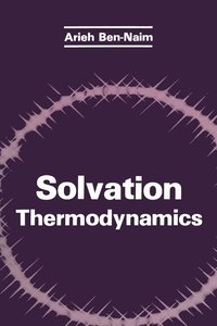 Solvation Thermodynamics