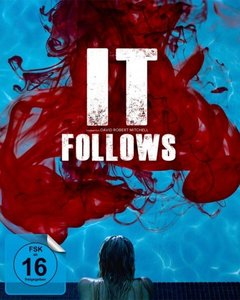 It Follows, 1 DVD (Special Edition)