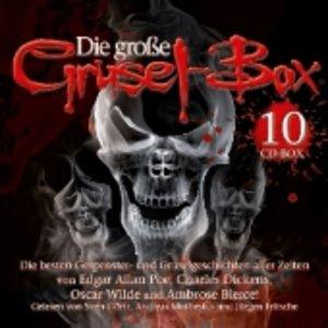 Große Grusel-Box: Das Gespenst von Canterville uvm