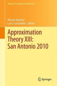 Approximation Theory XIII: San Antonio 2010