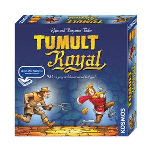 Tumult Royal - Wer zu gierig ist, bekommt was auf die Krone