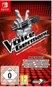 The Voice of Germany - Das offizielle Videospiel (Nintendo Switc