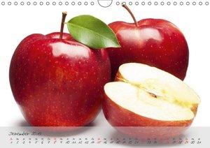 Früchte & Beeren (Wandkalender 2019 DIN A4 quer)