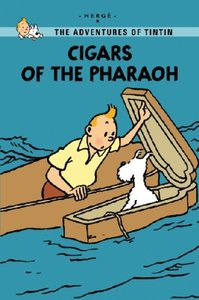 Tintin Young Readers Edition. Cigars of the Pharaoh