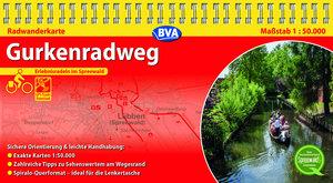 Kompakt-Spiralo BVA Gurkenradweg 1:50.000