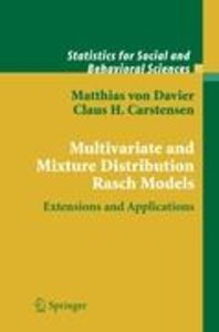 Multivariate and Mixture Distribution Rasch Models