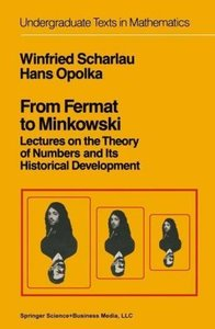From Fermat to Minkowski
