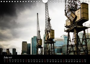 Iconic London 2017 (Wall Calendar 2017 DIN A4 Landscape)