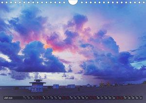 Florida - Sunshine State (Wandkalender 2020 DIN A4 quer)