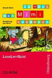 Mimi die Lesemaus. Zu Haus bei Mimi Lesemaus. CD-ROM für Windows