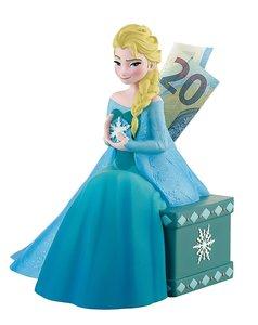 Bullyland 13070 - Disney, Die Eiskönigin, Spardose mit Elsa