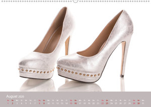 Farbenfrohe High Heels