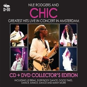 Greatest Hits-Live In Amsterdam (CD+DVD)