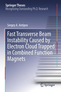 Fast Transverse Beam Instability Caused by Electron Cloud Trappe