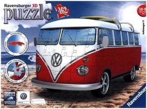 Ravensburger 12516 - VW Bus T1 3D-Puzzle