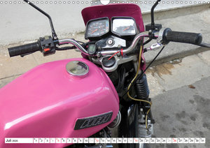 JUPITER 5 - Die Motorrad-Legende aus der UdSSR (Wandkalender 202