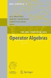 Operator Algebras