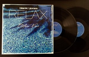 Relax Edition 9 (Nine) (2LP-Black Vinyl)