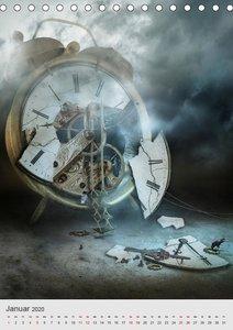 Zwischenzeitlich im Reich der Fantasie