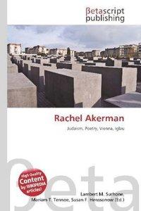 Rachel Akerman