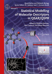Statistical Modelling of Molecular Descriptors in QSAR/QSPR