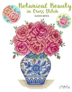 Botanical Beauty in Cross Stitch