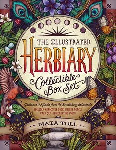 The Illustrated Herbiary Collectible Box Set: Includes Hardcover