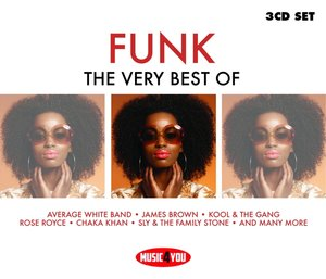 The Very Best Of Funk (3CD)