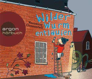 Wilder Wurm entlaufen
