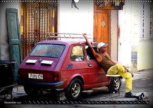 FIAT AUF KUBA