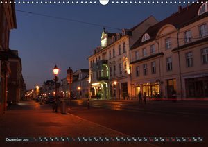 Bildkalender Potsdam 2019 (Wandkalender 2019 DIN A3 quer)