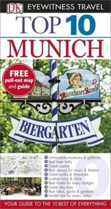 Eyewitness Top 10 Travel Guide: Munich
