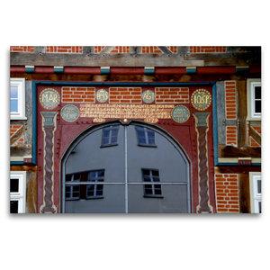 Premium Textil-Leinwand 120 cm x 80 cm quer Deutsches Käsemuseum