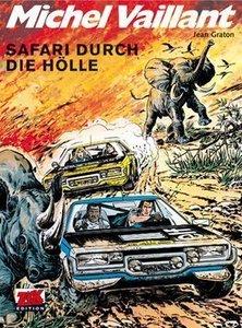 Michel Vaillant 27. Safari durch die Hölle